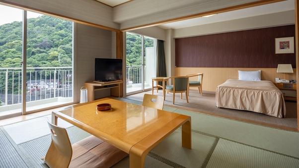 【禁煙】和洋室(本館5〜8階)