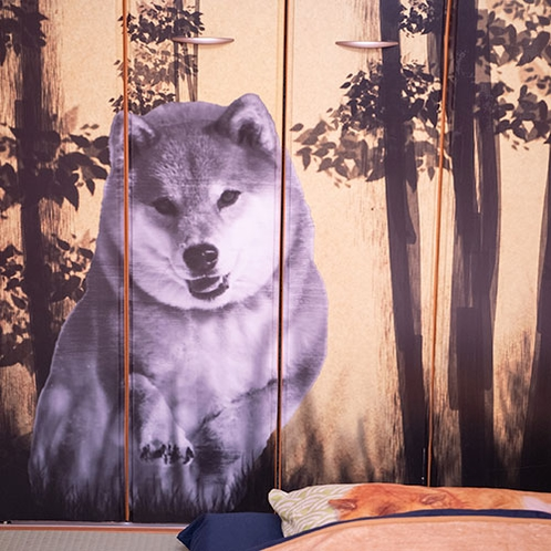 【サクラの部屋】柴犬まるの世界を体感!