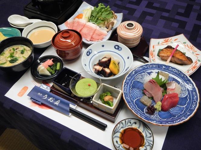 6,000円税別 会席料理