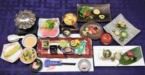お一人様 10,000円税別 会席料理