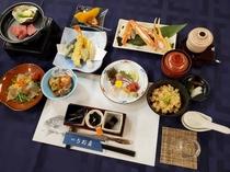 ご宿泊ご夕食 イメージ写真(季節によって素材が変わります。)