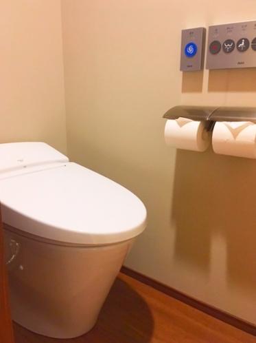 独立トイレ ダブル・ツイン・トリプルルーム