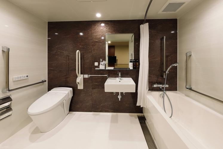 バリアフリー 浴室