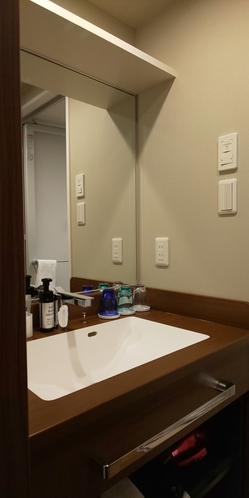 独立洗面台 ツインルーム・トリプルルーム