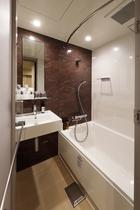 スタンダードダブル 浴室・洗面
