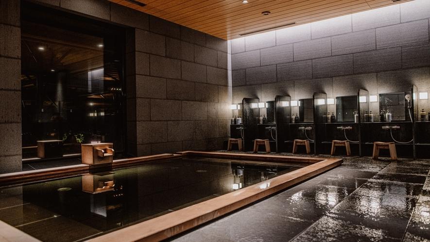檜の内風呂