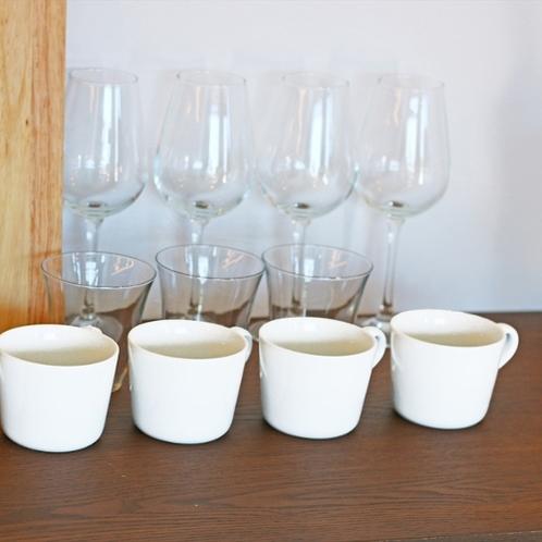 ・コップ・グラス・ワイングラス