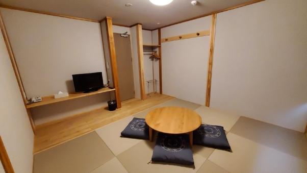 基本和室<2〜3名様>WIFI完備