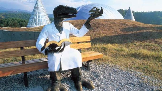 ★恐竜博物館まで5分の好立地★天然温泉【素泊まり(食事なし)プラン】無料駐車場〇WIFI完備