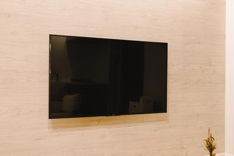 【薄型テレビ】全客室に完備!ご自由にご利用ください。