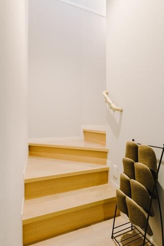 スーペリアB(客室へは室内の階段をご利用いただきます。)