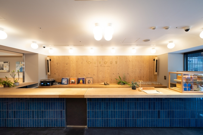 CAFE/MINIMAL HOTEL OUR OUR(アウア)