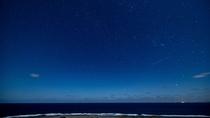 【星空】夜の満天の星空、豊かな時間が流れます