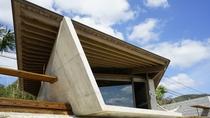 【外観】屋根はウノアシ貝から着想を得た特徴があります。