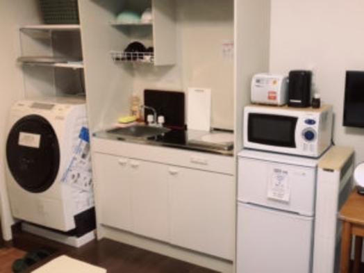 新築 ウィークリーマンション シングル 【禁煙】朝食バイキング付 7泊以上プラン