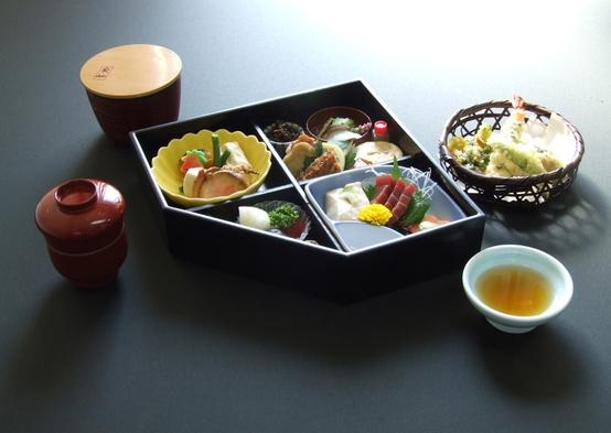 【夕食付き】【天然バスソルトのプレゼント付き】夜はお宿で本格懐石料理に舌鼓 京の名店を満喫プラン