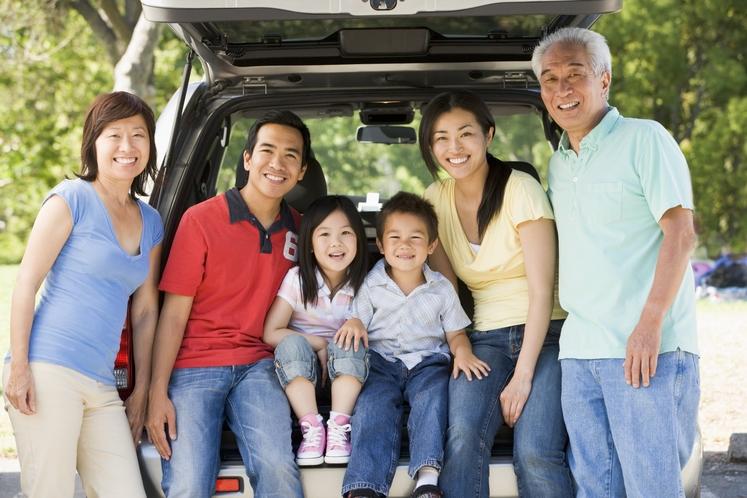 ふくぎスイートは一部屋に最大7名様ご宿泊可能。三世代旅行、仲良し旅行にぴったりです。