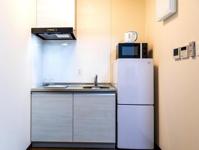 キッチン・冷蔵庫・備品
