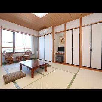 最上階◆和室10畳+広縁