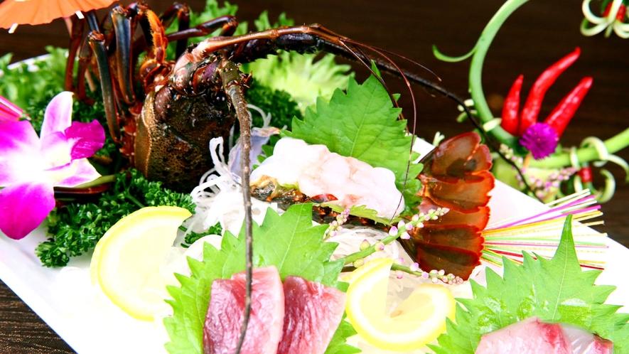 ◆スタンダード一例◆豪華旬魚のお造り盛り合わせ