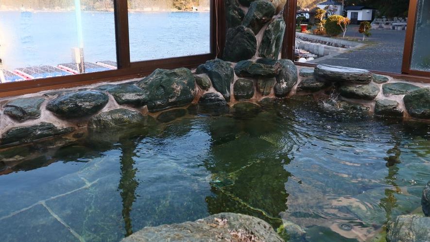 ◆榊原温泉◆岩風呂の大浴場がございます!マッサージ効果があり、ハリ・ツヤのある肌を生み出します♪8
