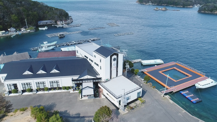 【一楽温泉ホテル】穏やかな時間流れる特別な場所で、ワンランク上のおもてなしを・・・