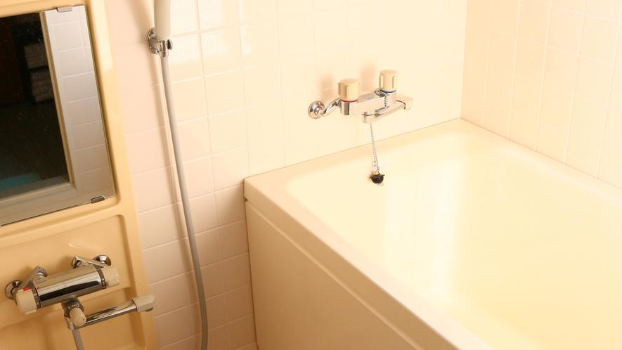 【特別室】全室バス・ウォシュレット付トイレ・洗面所を完備