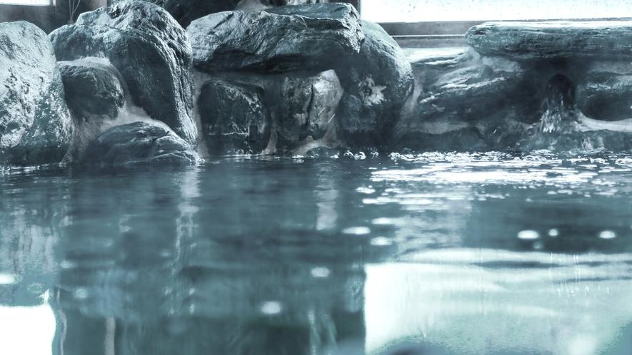 ◆榊原温泉◆岩風呂の大浴場がございます!マッサージ効果があり、ハリ・ツヤのある肌を生み出します♪13