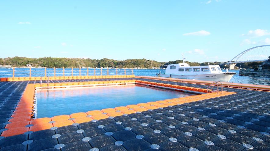 【海水プール】夏のファミリー旅行にオススメ!お子様も大喜び間違いなしです!