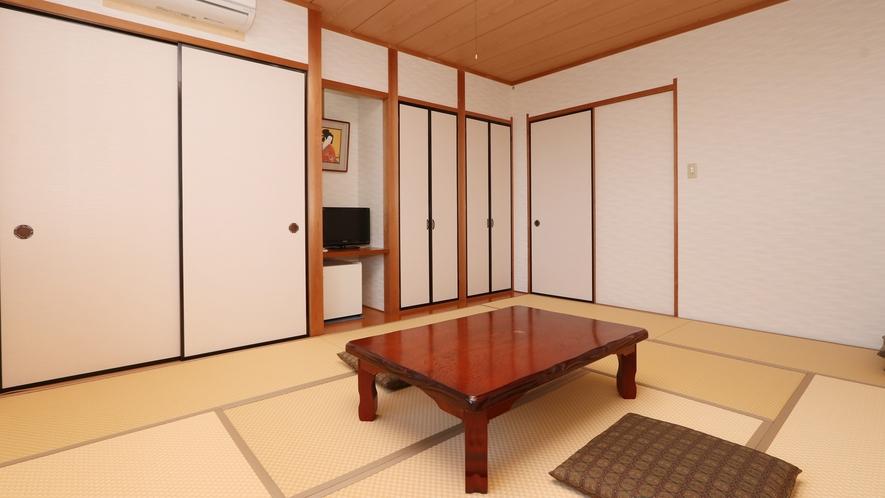 【和室8畳】快適な和空間で寛ぐ8畳のお部屋♪
