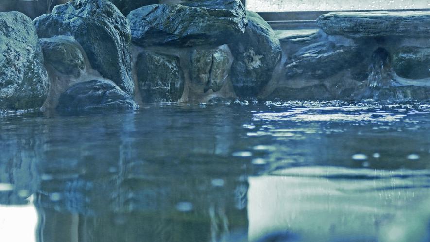 ◆榊原温泉◆岩風呂の大浴場がございます!マッサージ効果があり、ハリ・ツヤのある肌を生み出します♪3