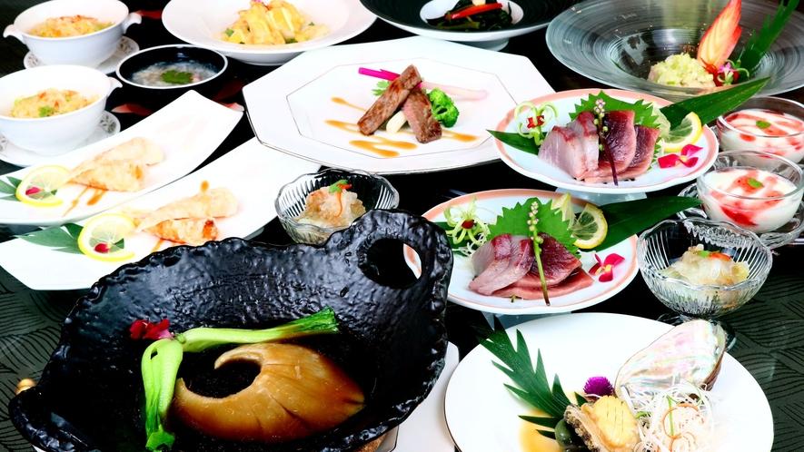 ◆グレードアップコース◆大阪人気店プロデュースの本格中華料理!