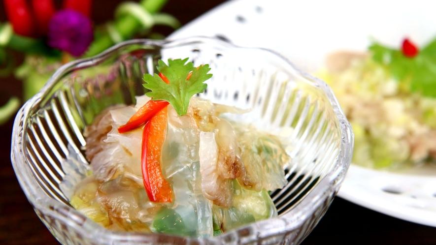 ◆本日の前菜◆夏はサッパリ料理を召し上がれ!