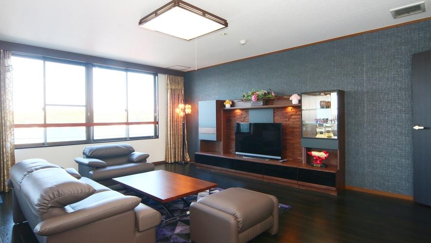 【特別室】お客様の特別な時間を演出する和室8畳+洋間+ツインベッドルーム