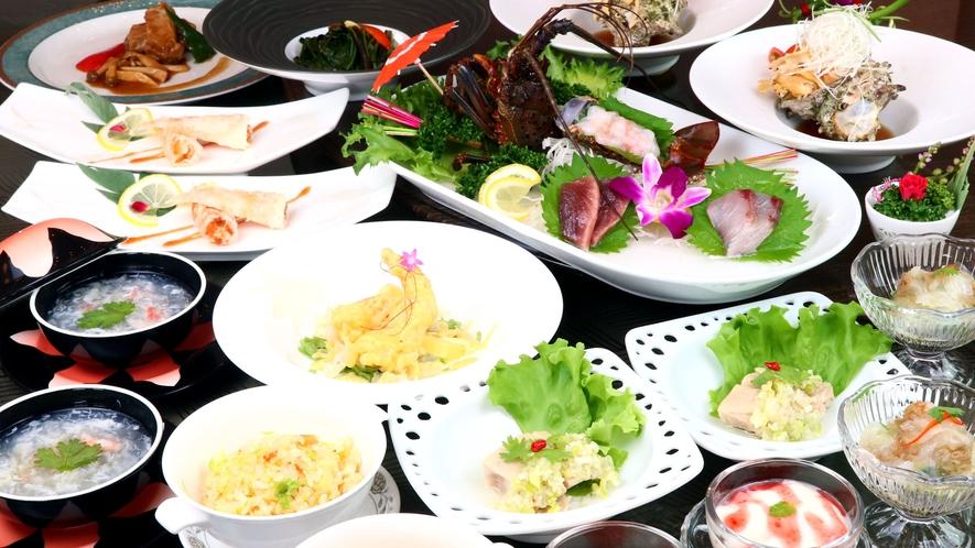 ◆スタンダードコース◆香港海鮮飲茶楼プロデュース!