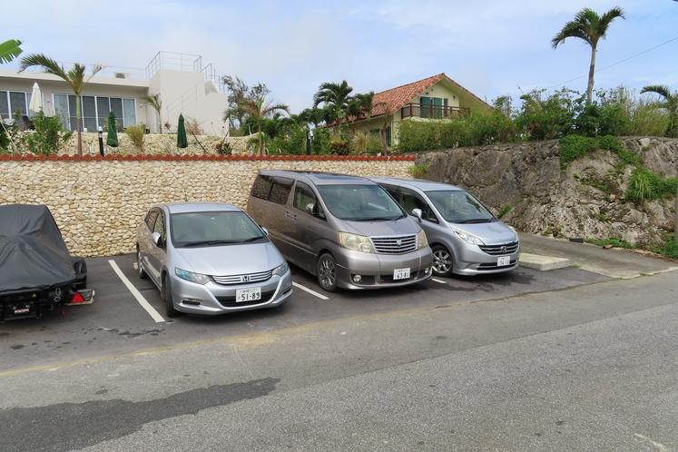 所有車(3台)
