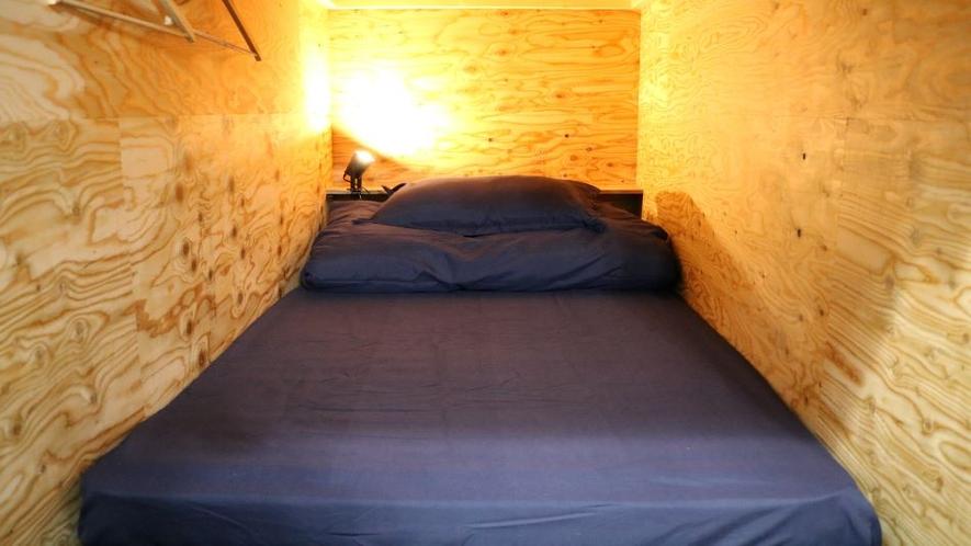 ファミリールーム ベッド一例