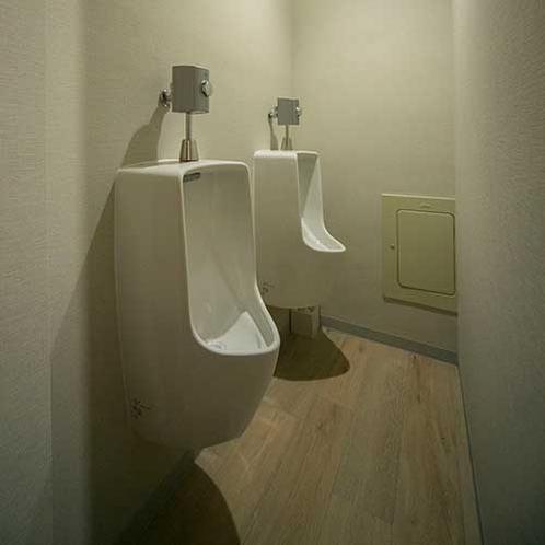 バスルーム(男性用)