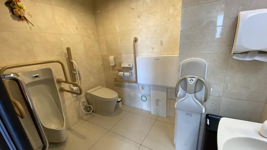 ロビー 共用トイレ