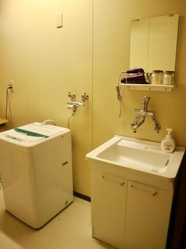ランドリースペース・洗面所