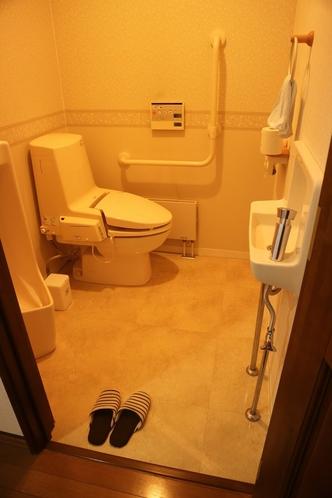 男女トイレ