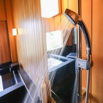 プレジデンシャルスイート シャワールーム