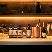 シャンパンを愉しむラグジュアリーprivate spa&bar付