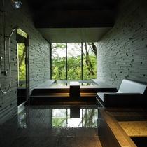 プライベートバスルーム