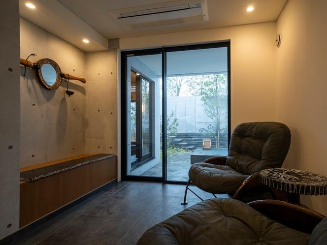 客室/メゾネットツインルーム