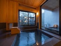 客室/お好きな時にお好きなだけ温泉を満喫