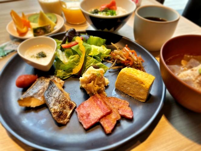 朝食和風イメージ