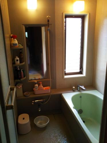 シャワー&バスルーム