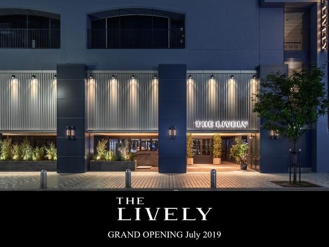 2019年7月GRAND OPEN!!