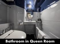 スタンダードクイーンルーム/バスルーム